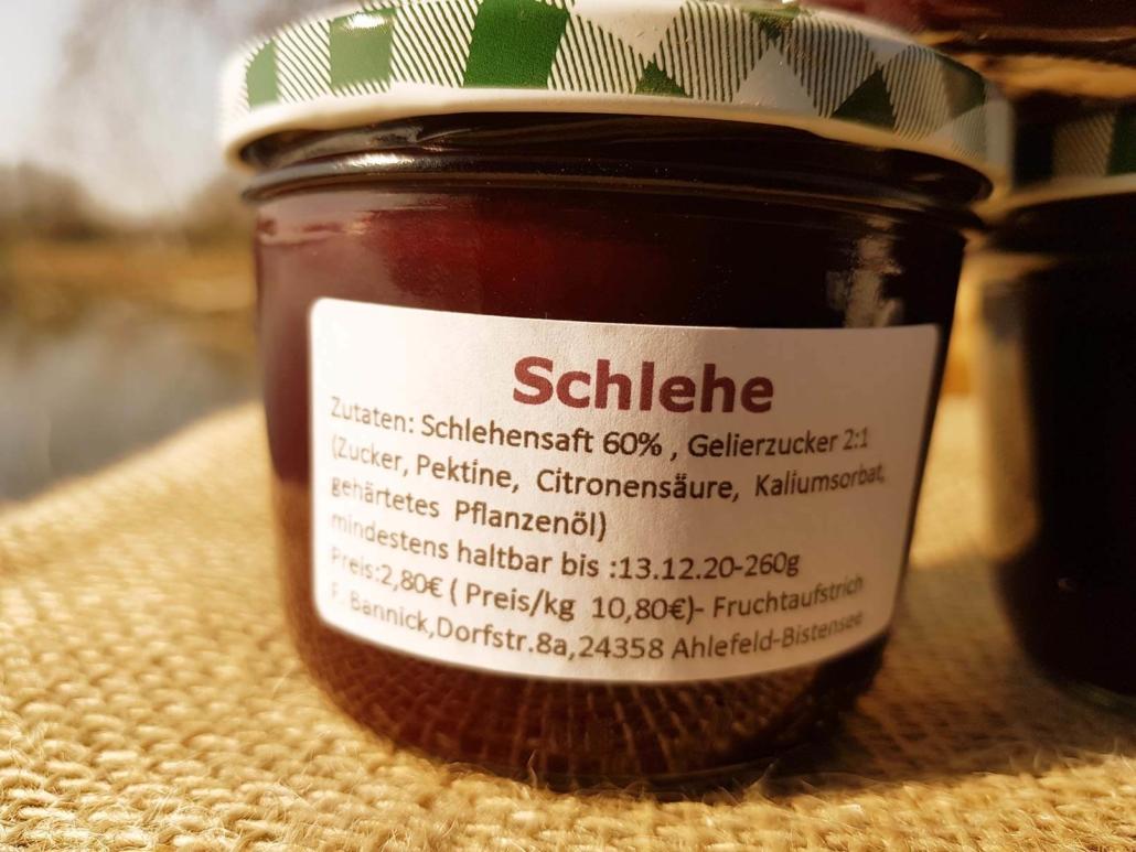Schlehengelee